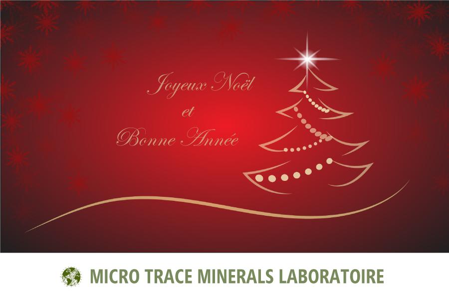 Les vœux de MTM   Micro Trace Minerals!