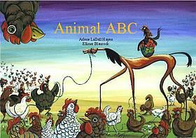 Animal ABC book cover
